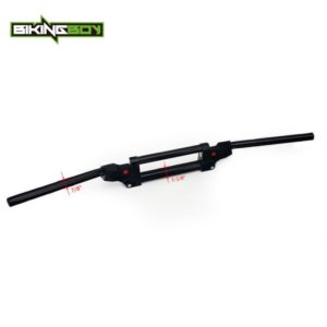 "BIKINGBOY 28mm 1 1/8"" 22mm 7/8"" Bar Anti Vibration Handlebars ATV Quad Dirt Adjustable For Polaris Suzuki Kawasaki Honda Yamaha 2"