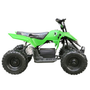 Kids ATV Green Right Side