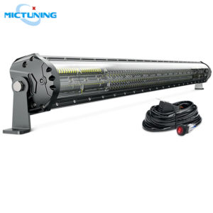 Quad Row Straight LED Light Bar for ATV