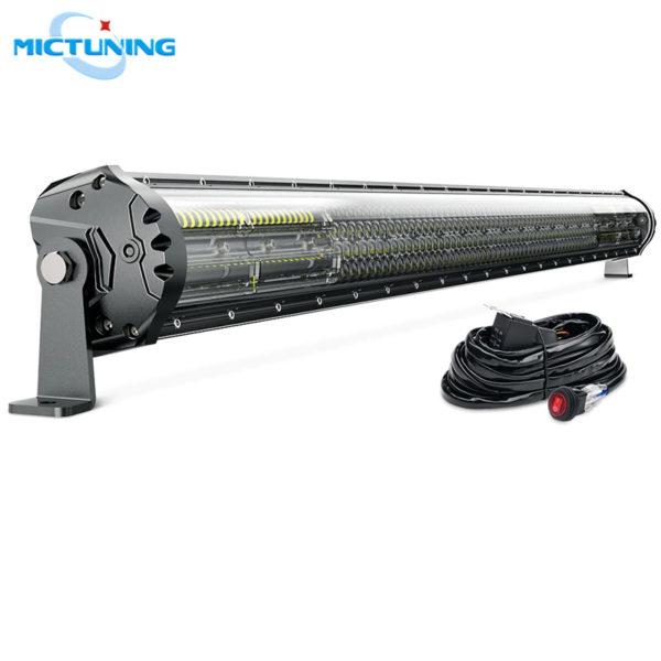 Quad Row Straight LED Light Bar for ATV